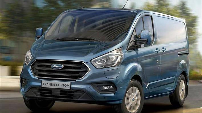Ford Transit Custom 280 L1 Fwd 2.0 EcoBlue 130ps Low Roof Limited Van
