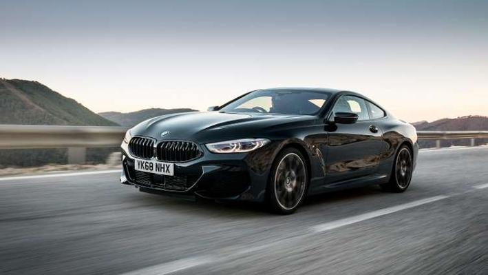 BMW 8 Series Coupe 840i [333] sDrive M Sport 2 Doors Auto [Ultimate Pack]