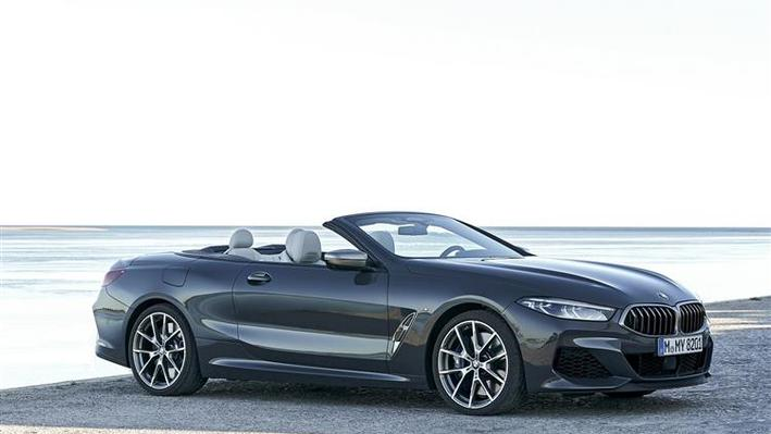 BMW 8 Series Convertible M850i xDrive 2 Doors Auto [Ultimate Pack]