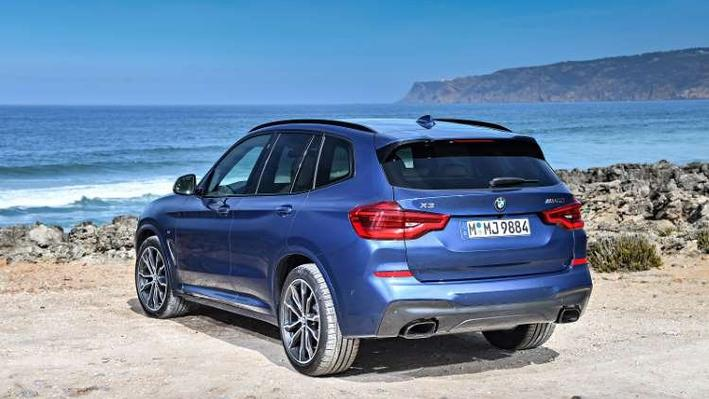 BMW X3 M Estate xDrive X3 M Competition 5 Doors Step Auto [Ultimate]