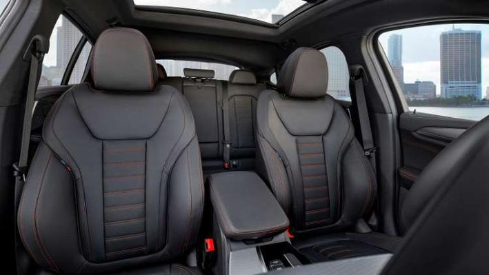 BMW X4 M Estate xDrive X4 M Competition 5 Doors Step Auto [Ultimate]