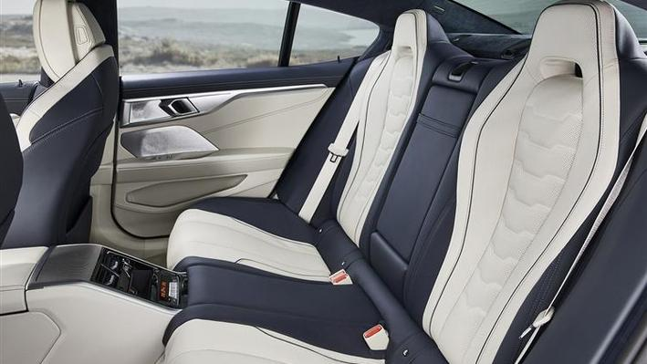 BMW 8 Series Gran Coupe 840i [333] sDrive M Sport 4 Doors Auto [Ultimate Pack]