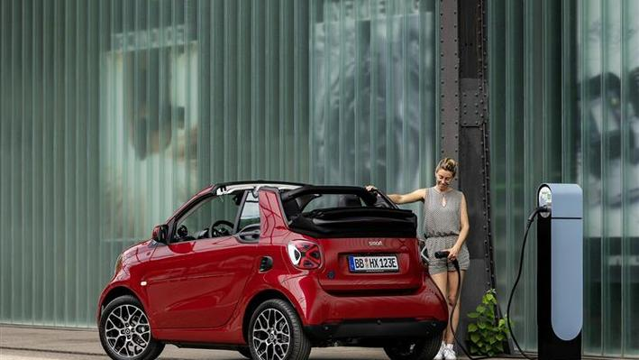 Smart Fortwo Electric Coupe 60kW EQ Edition Bluedawn 17kWh 2 Doors Auto [22kWCh]