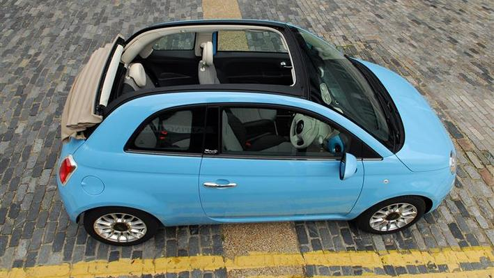 FIAT 500 Electric Cabrio 87kW Passion 42kWh 2 Doors Auto