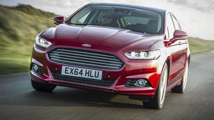 Ford Mondeo Estate 2.0 EcoBlue 190 ST-Line Edition 5 Doors Powershift