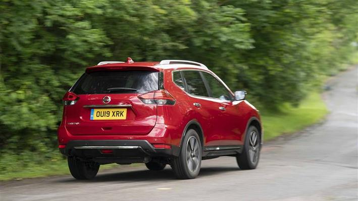 Nissan X-Trail Station Wagon 1.3 DiG-T 158 N-Connecta 5 Doors [7 Seat] DCT