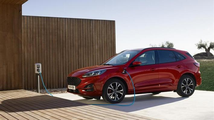 Ford Kuga Estate 2.0 EcoBlue mHEV ST-Line X Edition 5 Doors