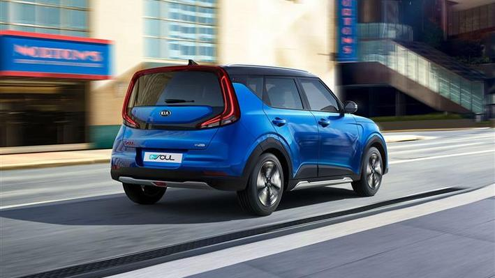 Kia Soul Electric Hatchback 150kW First Edition 64kWh 5 Doors Auto