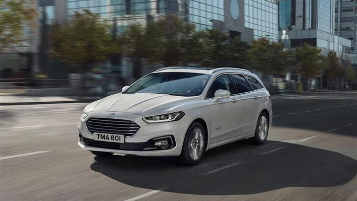 Ford Mondeo Saloon 2.0 Hybrid ST-Line Edition 4 Doors Auto
