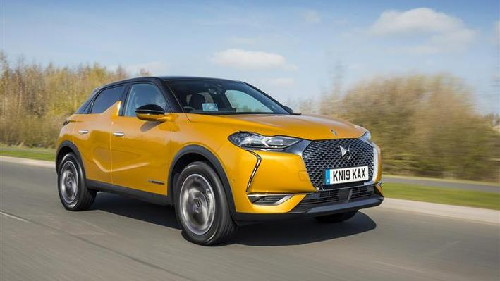 DS DS 3 Electric Crossback Hatchback 100kW E-TENSE Performance Line + 50kWh 5 Doors Auto