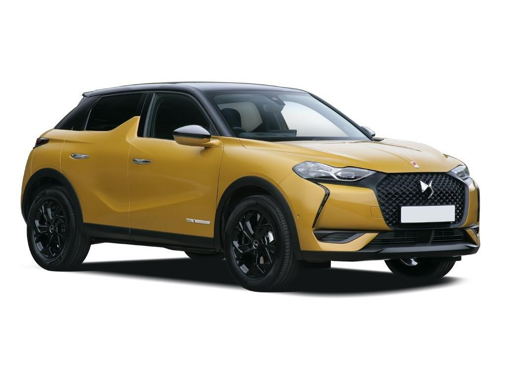 DS DS 3 Electric Crossback 100kW E-TENSE Performance Line + 50kWh 5dr Auto