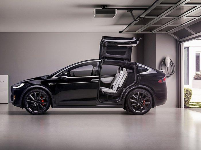 Tesla Model X Hatchback Performance Ludicrous AWD 5 Doors Auto