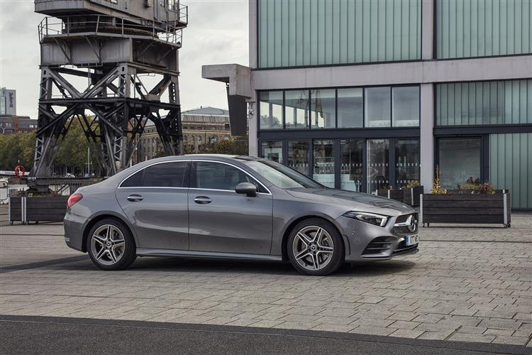 Mercedes-Benz A Class Saloon A250e AMG Line Executive 4 Doors Auto