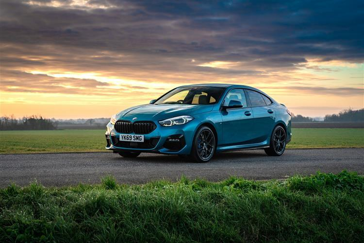 BMW 2 Series Gran Coupe 218i M Sport 4 Doors