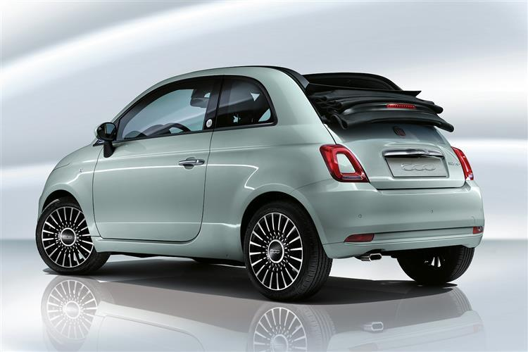 Fiat 500C Electric Convertible 87kW Icon 42kWh 2dr Auto