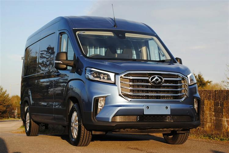 Maxus E Deliver 9 Mwb Electric Fwd 150kW High Roof Van 51.5kWh Auto