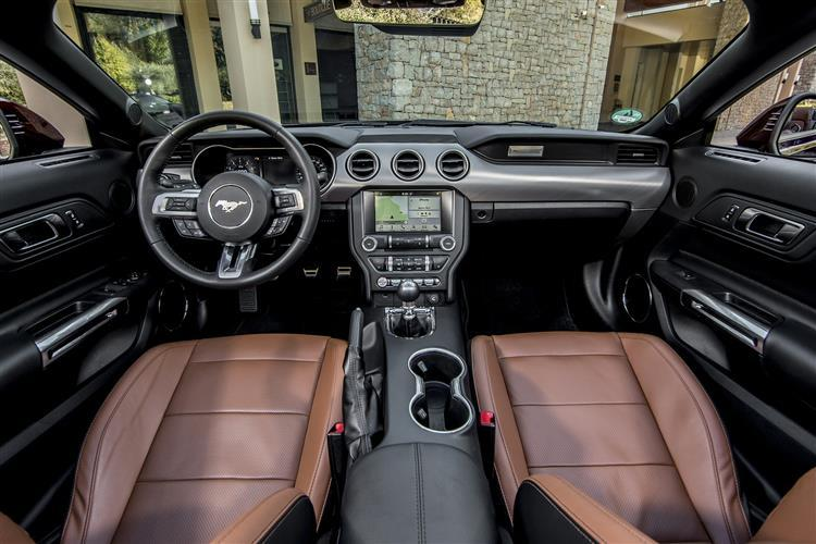 Ford Mustang Convertible 5.0 V8 449 GT [Custom Pack 4] 2 Doors Auto
