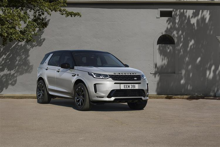 Land Rover Discovery Sport Sw 2.0 D200 S 5 Doors Auto