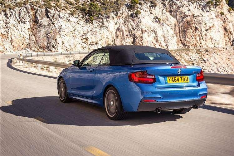 BMW 2 Series Convertible 218i M Sport 2 Doors [Nav]