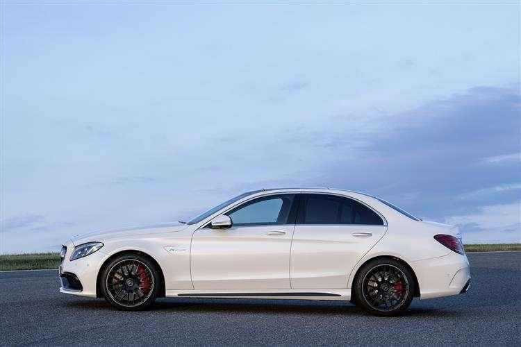 Mercedes-Benz C Class AMG Saloon C43 4Matic Edition 4 Doors 9G-Tronic