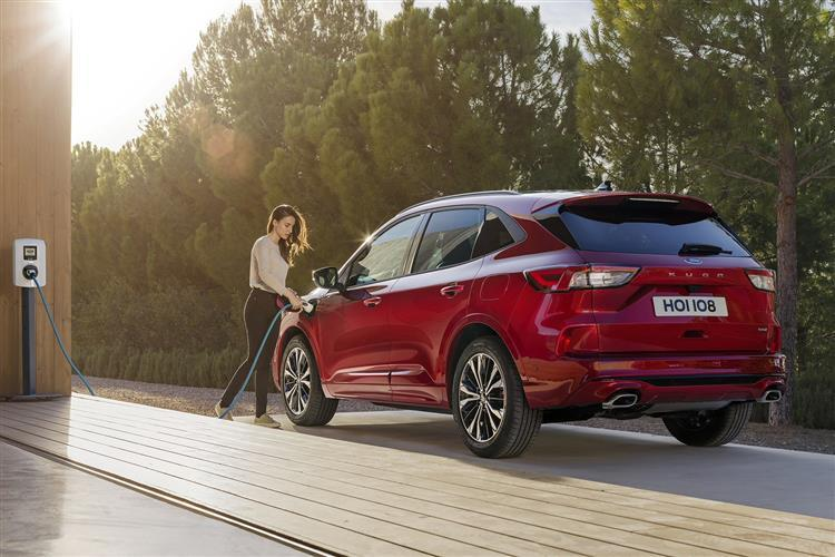 Ford Kuga Estate 1.5 EcoBoost 150 ST-Line X Edition 5 Doors