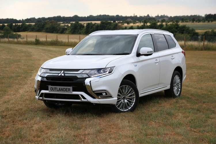 Mitsubishi Outlander Estate 2.4 PHEV Dynamic 5 Doors Auto