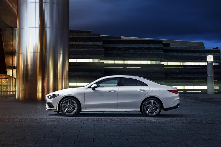 Mercedes-Benz CLA AMG Coupe CLA A35 4Matic 4dr Tip Auto