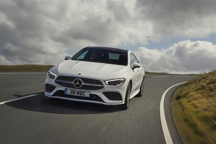 Mercedes-Benz CLA AMG Coupe CLA 45 S 4Matic+ 4dr Tip Auto