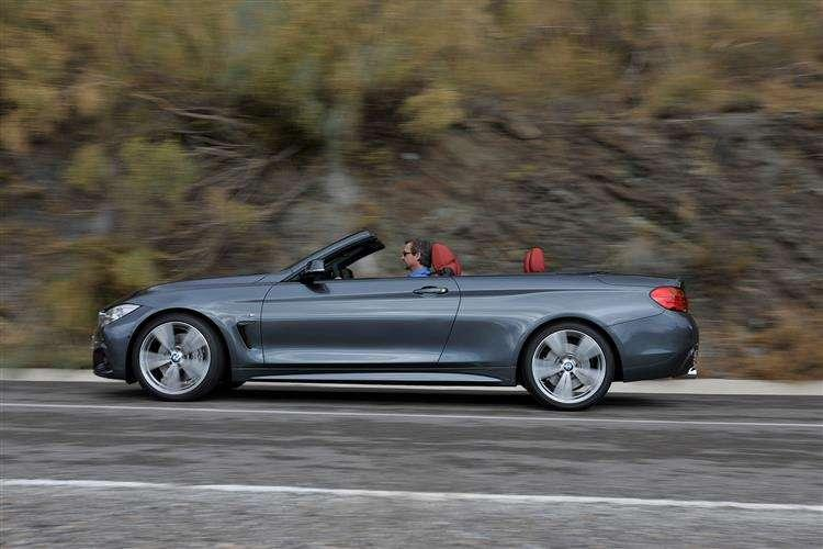 BMW M4 Convertible M4 xDrive Competition M 2dr Step Auto