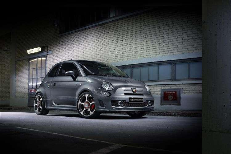 Abarth 595 Hatchback 1.4 T-Jet 180 Essesse 70th Anniversary 3 Doors