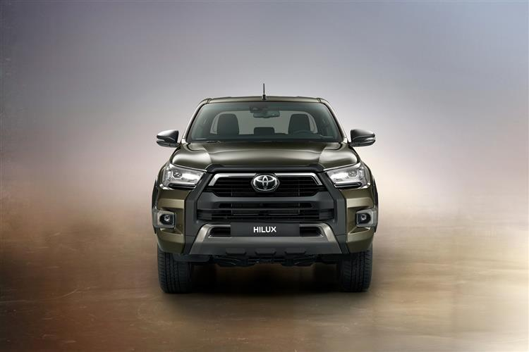 Toyota Hilux Icon D/Cab Pick Up 2.4 D-4D Auto