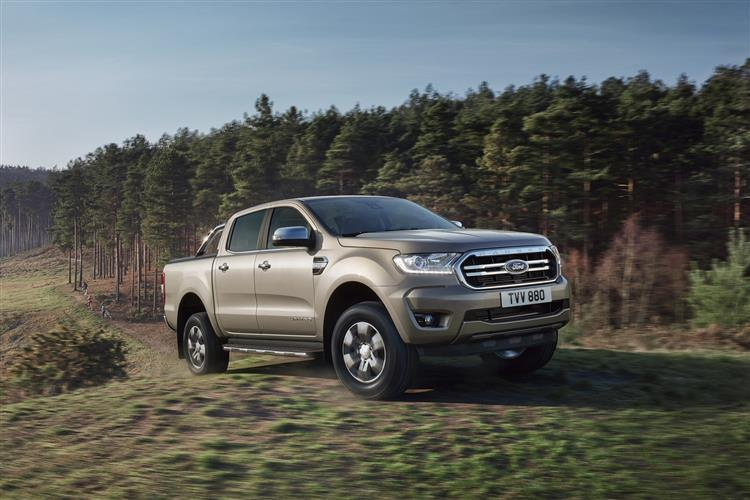 Ford Ranger Pick Up Double Cab Limited 1 2.0 EcoBlue 170