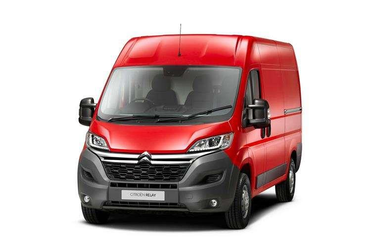 Citroen Relay 35 L2 2.2 BlueHDi H2 Van 140ps Enterprise