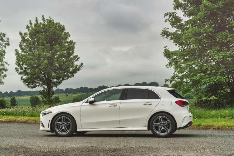 Mercedes-Benz A Class Hatchback A180 AMG Line 5 Doors