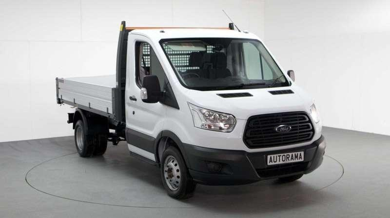 Ford Transit 350 L2 Rwd 2.0 EcoBlue 130ps Tipper [1 Way]